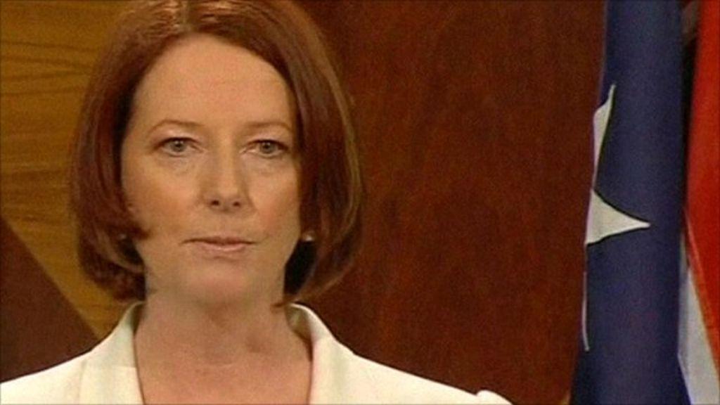 Australia PM seeks coalition rule