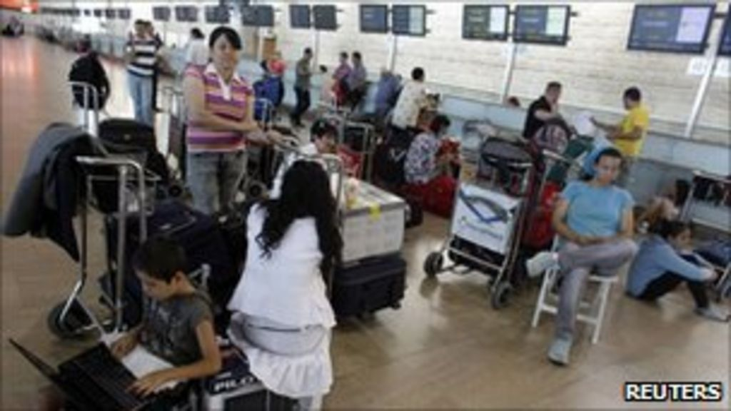 Israel: Ben Gurion Airport: strike planned for Dec 1 ...