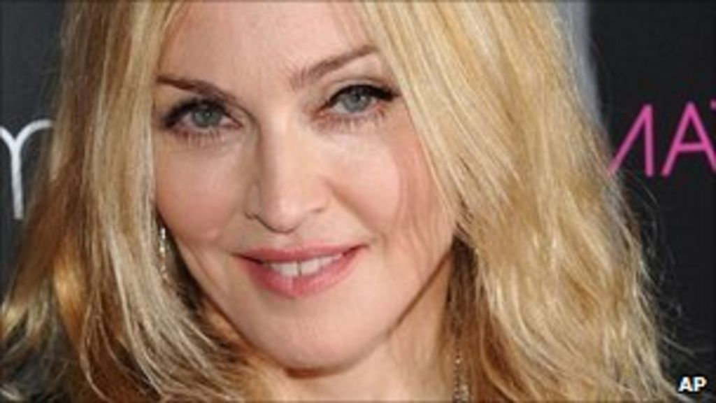 Fan must stay away from Madonna - BBC News