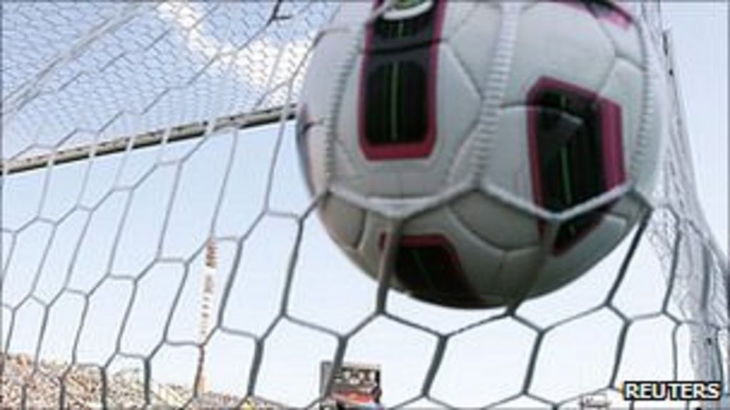 Football match-fixing: How betting gives the game away - BBC