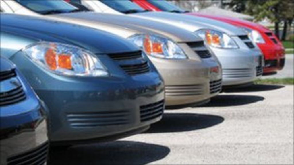 New Car Auction In Rotherham