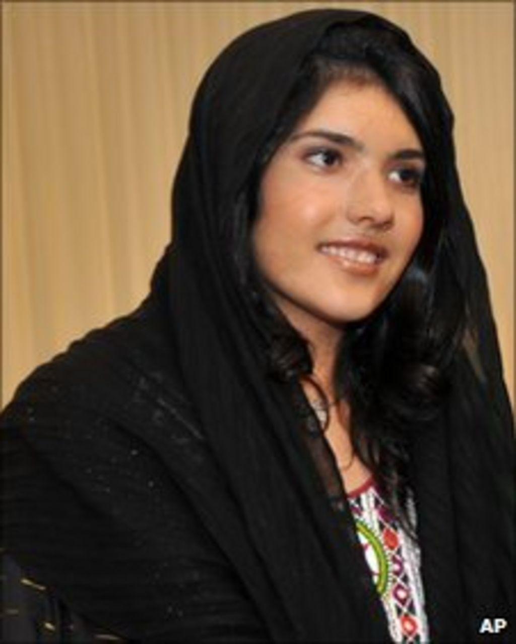 Aisha afghan teen what phrase
