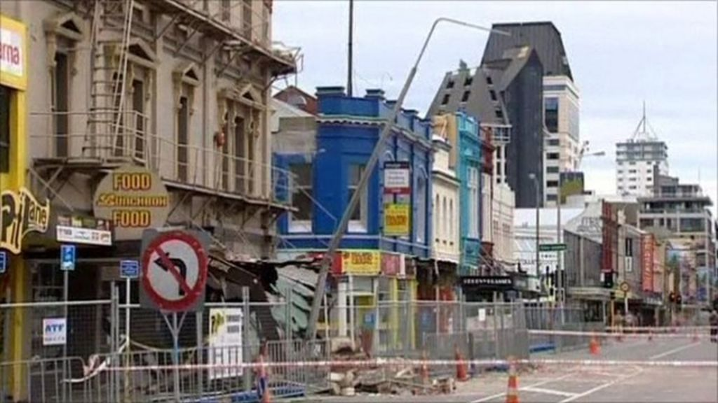 Christchurch New Zealand News: New Zealand's Christchurch Hit By Strong Aftershocks