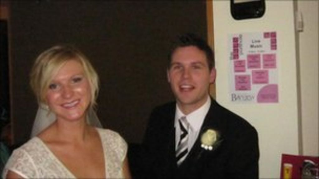 Wedding Reception Saved By Sea And Bottled Water Bbc News
