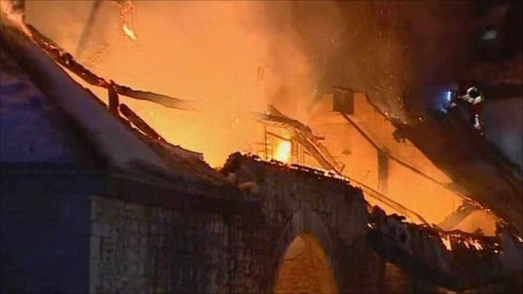 Fire damages Rochefort Trappist beer abbey in Belgium ...
