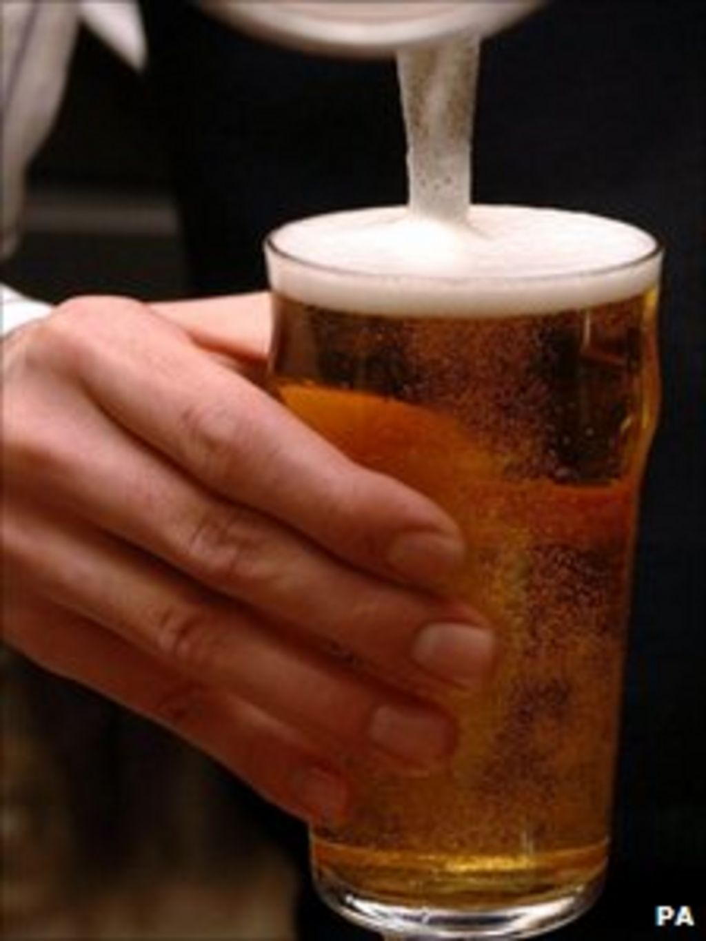 Beer to be sold in smaller measures