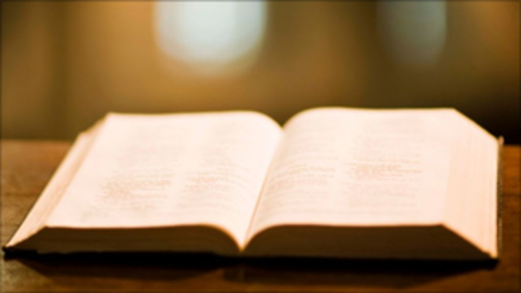 King James Bible: How it changed the way we speak - BBC News
