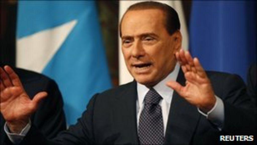 Silvio Berlusconi refuses to quit in Italy sex scandal