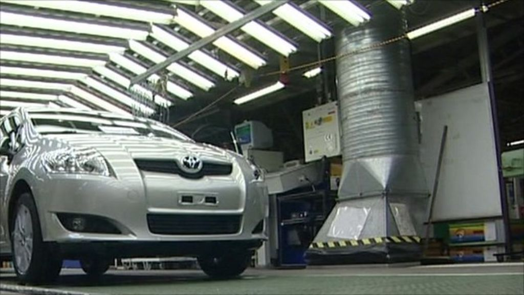 The BBC's Roland Buerk says the majority of cars affected are in Japan