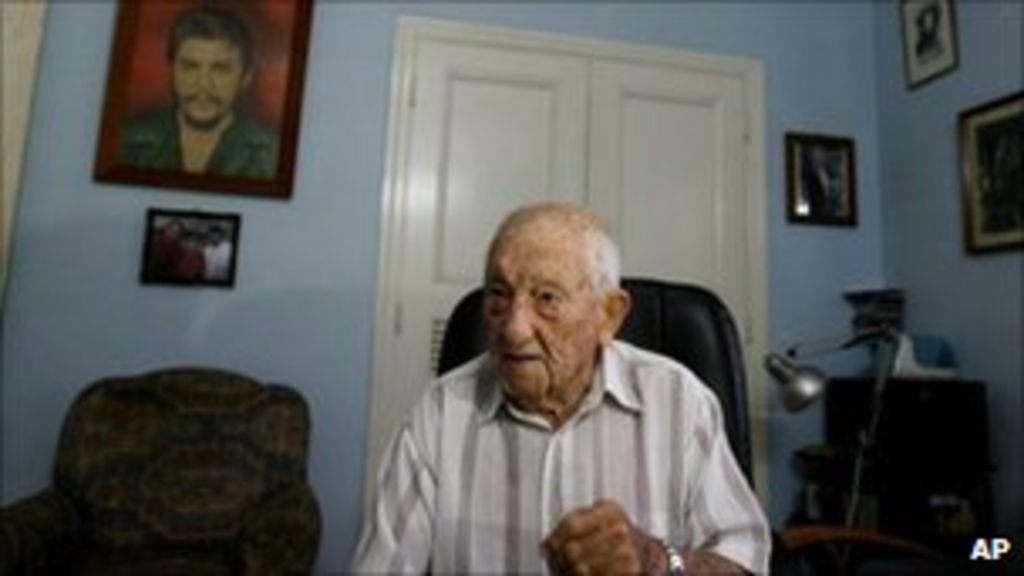 Che Guevaras Motorcycle Diaries Companion Granado Dies