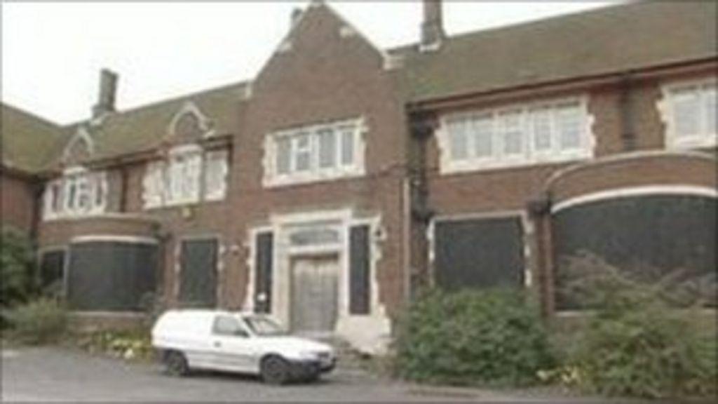 Blueprint for derelict brighton barracks put forward bbc news malvernweather Choice Image