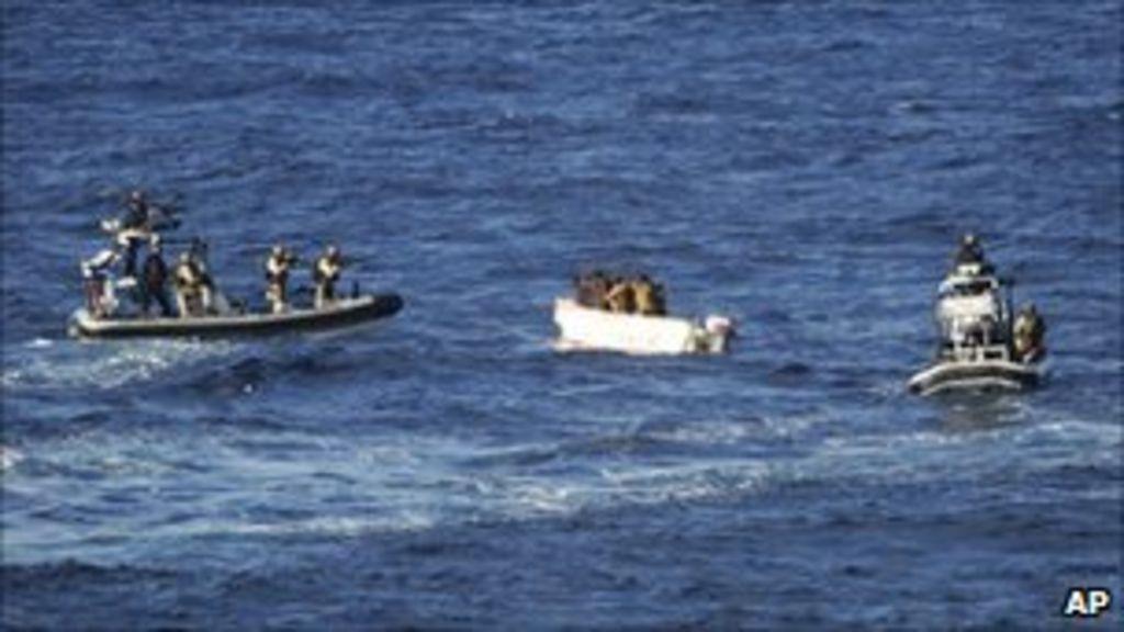 Dutch marines kill Somali pirates, Iranian boat freed - BBC News