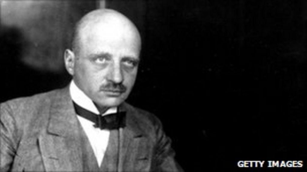 Fritz Haber Jewish Chemist Whose Work Led To Zyklon B