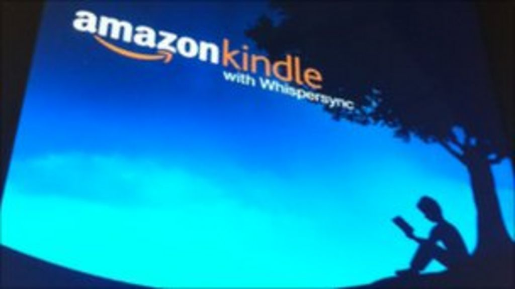 Kindle gets library book lending - BBC News