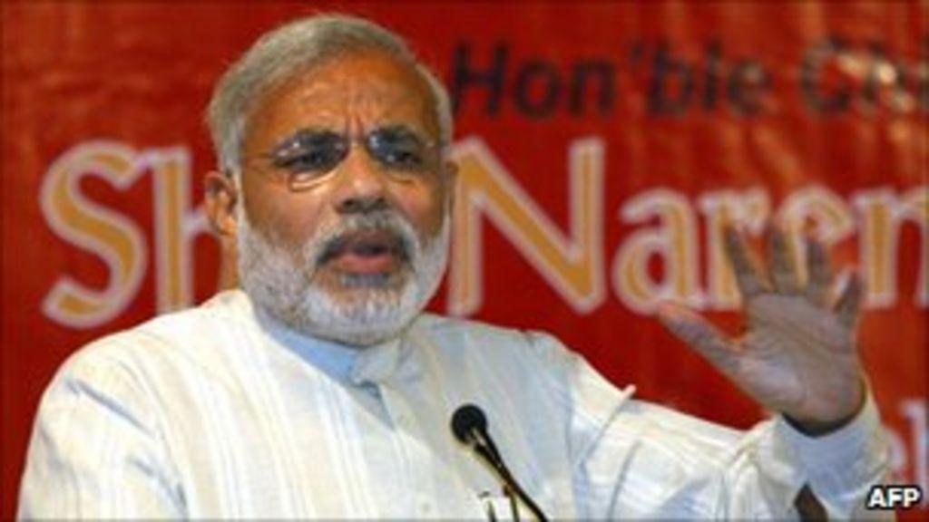 Narendra Modi 'allowed' Gujarat 2002 anti-Muslim riots - BBC
