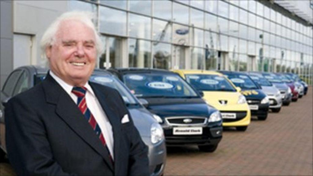 Arnold clark profits edge up as new car sales dip bbc news for Empire motors auto sales