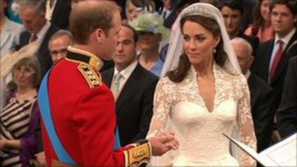 royal wedding bbc news royal wedding thousands in northern