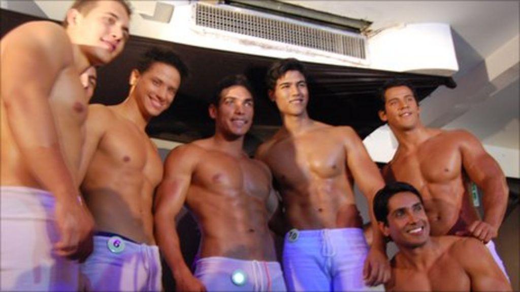 Venezuelan male models