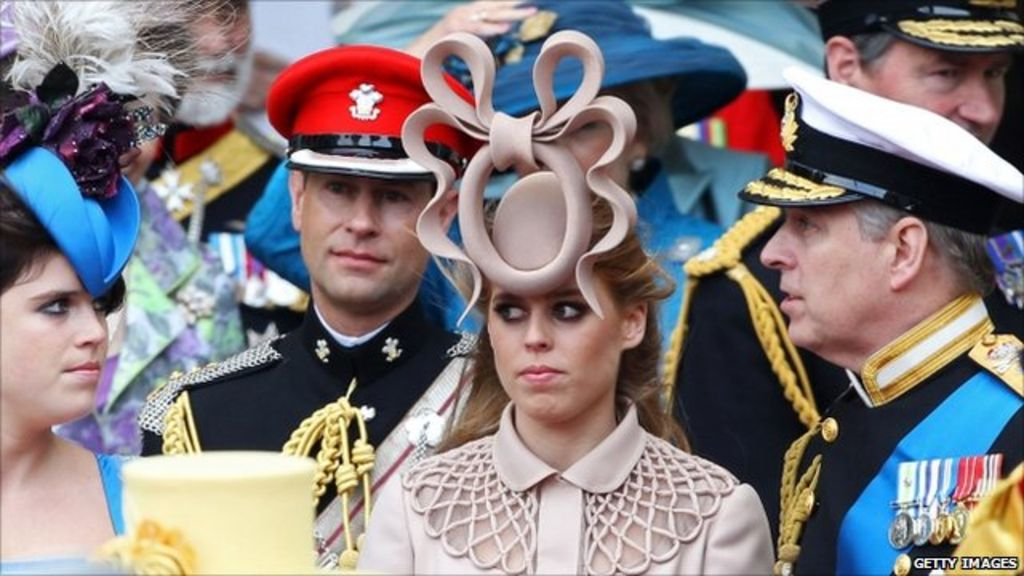 0340293280dc2 Princess Beatrice s hat sold by eBay auction - BBC News
