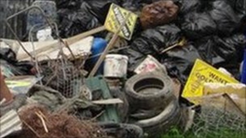 River Lugg and River Arrow cleared of rubbish - BBC News
