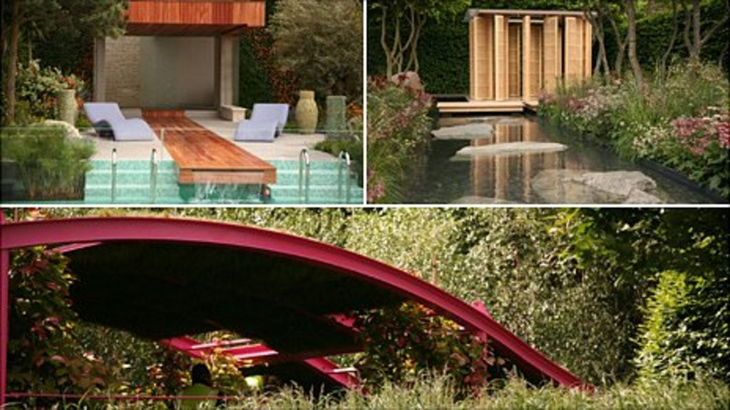 The Mad And Addictive World Of Chelsea Show Gardens Bbc News