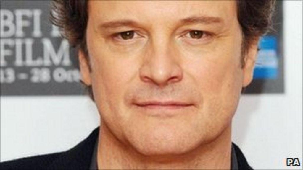 Colin Firth credited i...
