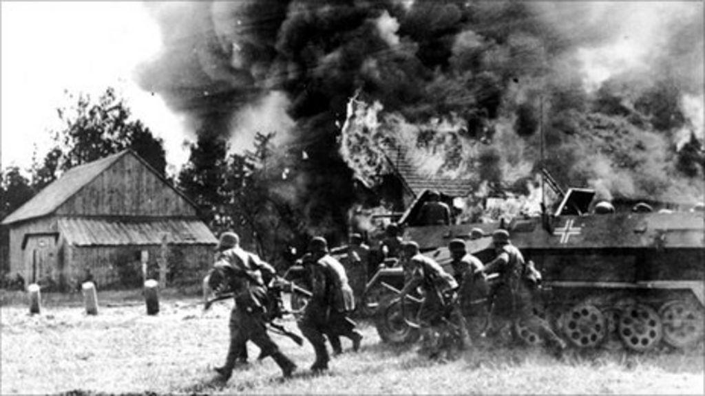 Barbarossa Hitler Stalin War Warnings Stalin Ignored Bbc News