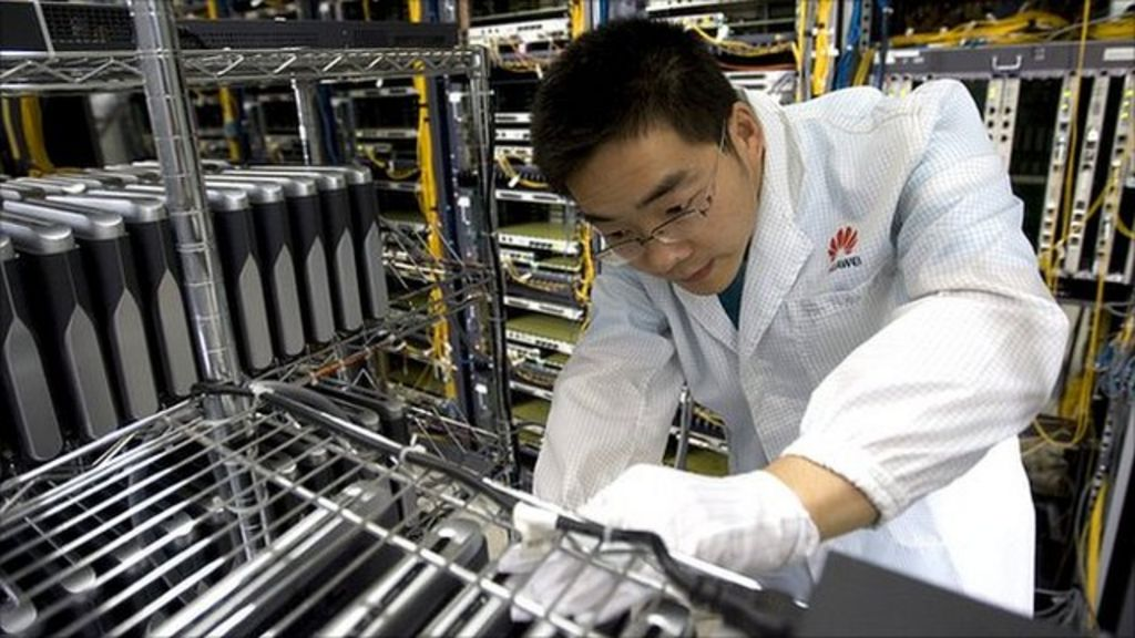 Innovation in China: Huawei - the secretive tech giant - BBC