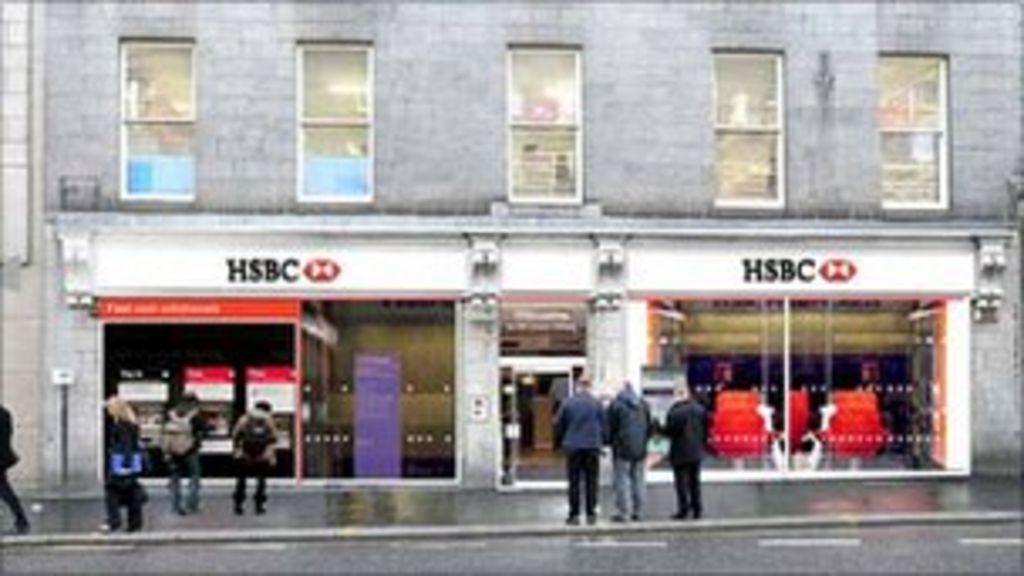 HSBC plans to make Aberdeen biggest Scottish branch - BBC News