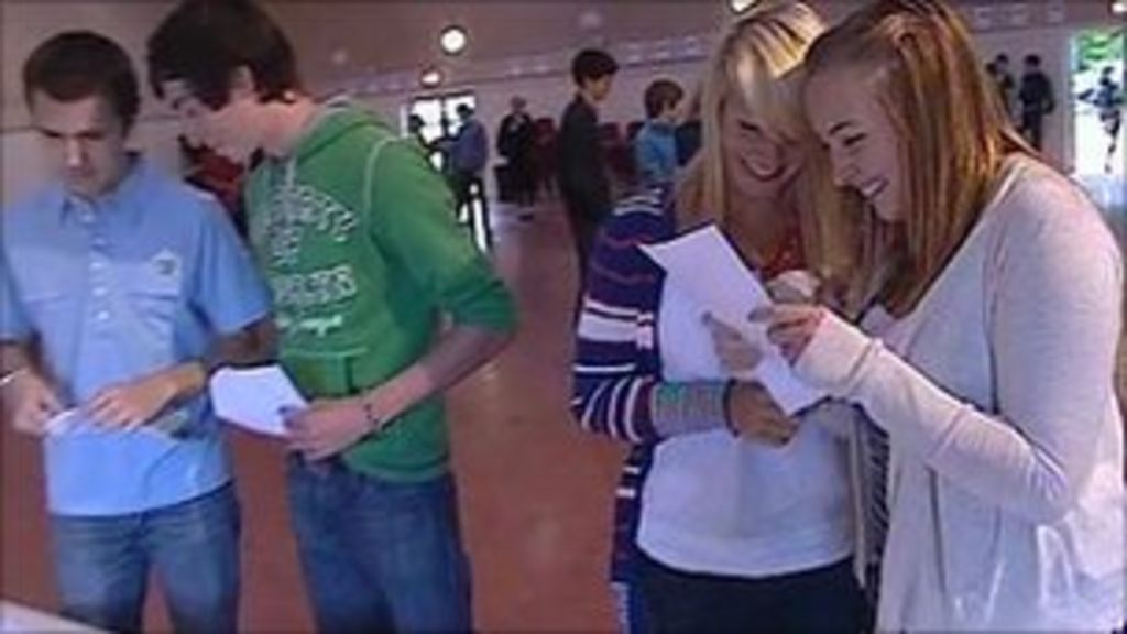 GCSEs: Teachers 'angry' with English grades drop in Wales ...