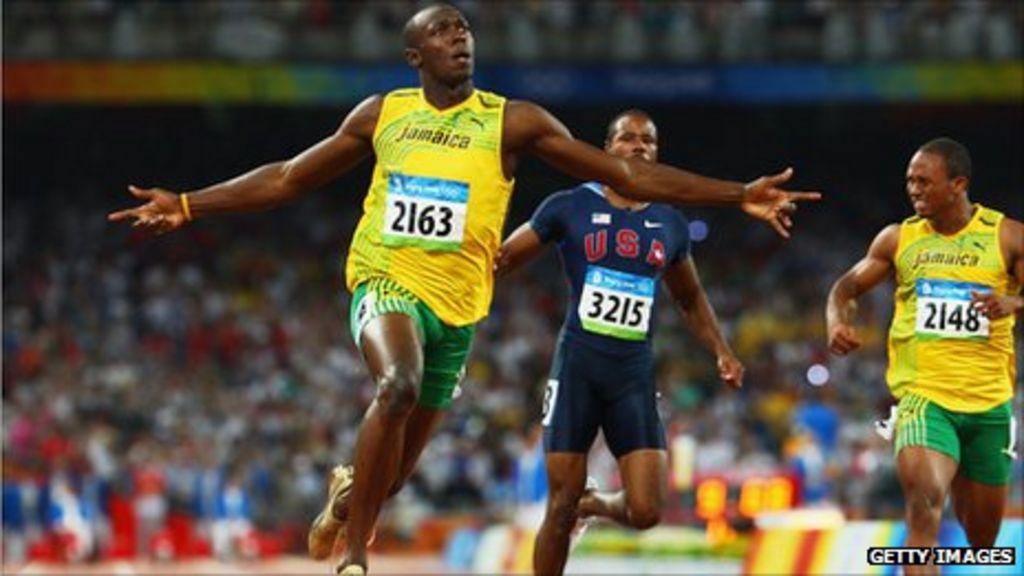 Great british black athletes dating
