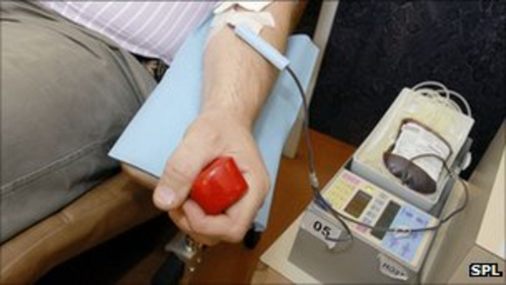 blood drives banning gay men
