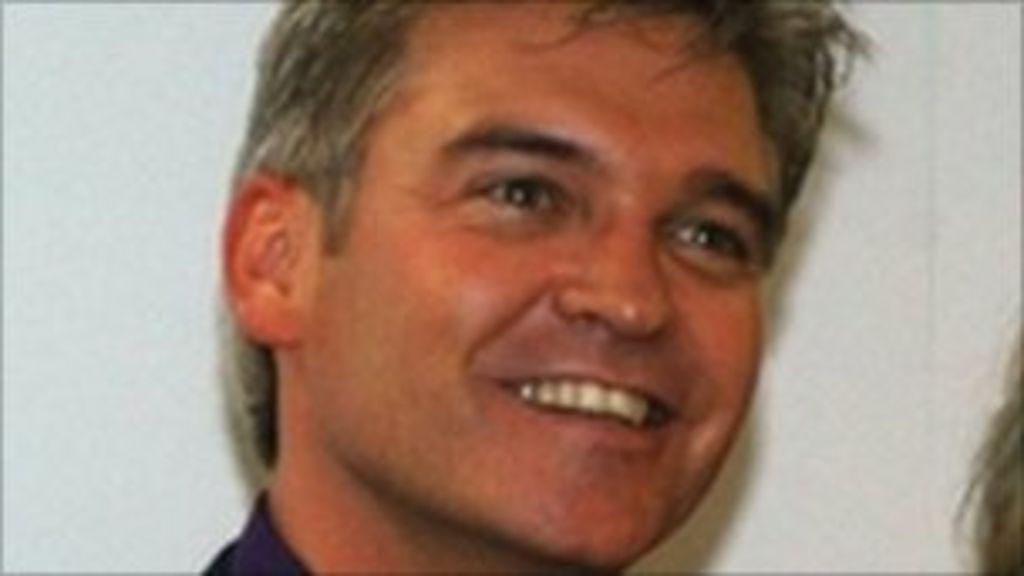 Philip Schofield honoured by Plymouth University - BBC News