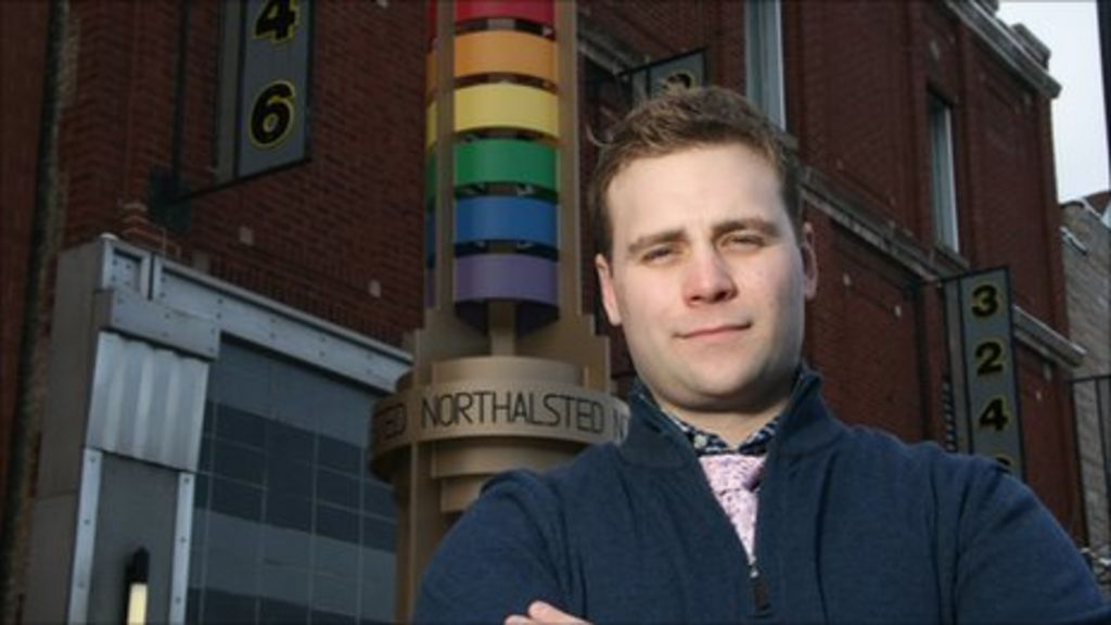 Why conservative Christians flock to a Chicago gay bar ...