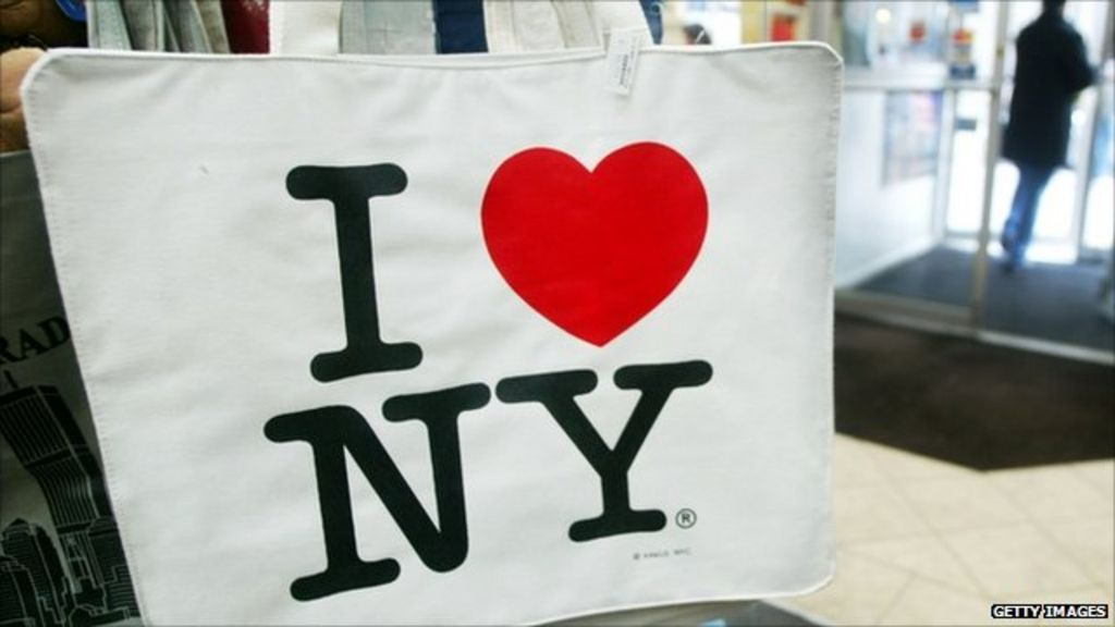 Milton Glaser: Graphic designer behind 'I ♥ NY' logo dies aged 91