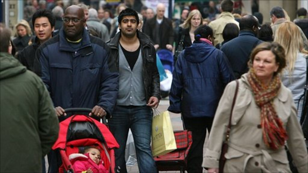 'How Fair is Britain' report shows that for UK, race is still the issue