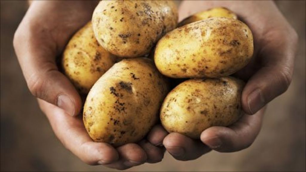 When did potatoes become unpopular? - BBC News