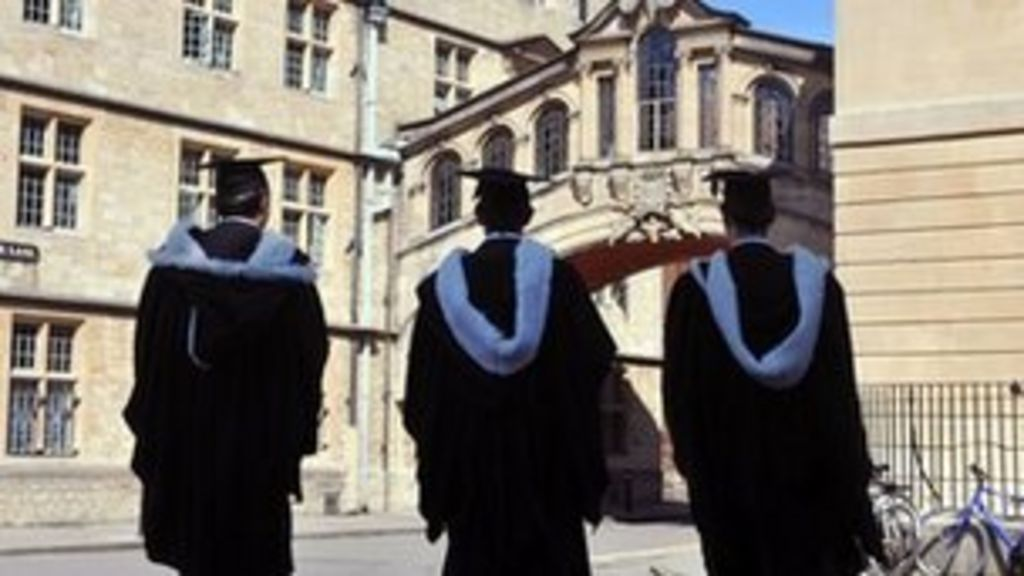Mp Demands End To 10 Oxbridge Masters Degrees Bbc News