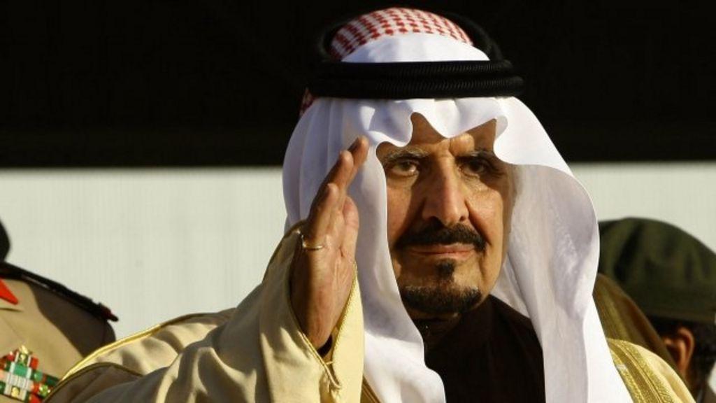 Saudi Arabia Crown Prince Sultan dies - BBC News
