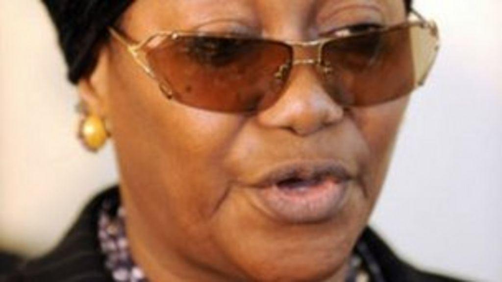 Nigeria's anti-corruption chief Farida Waziri sacked - BBC News