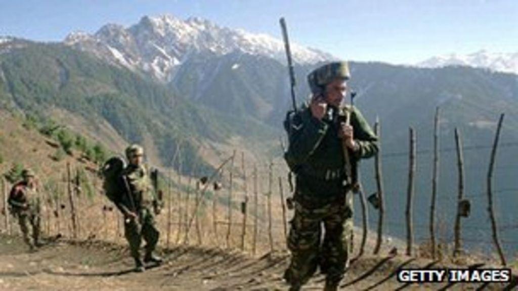Kashmir Profile Timeline Bbc News