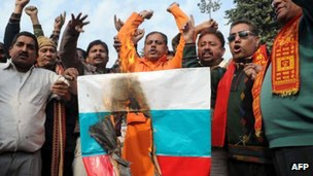 Russia court declares Hindu book Bhagvad Gita legal - BBC News