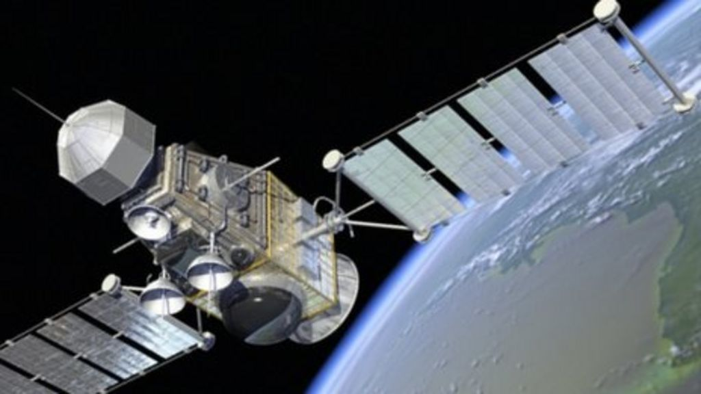 BBC News - Hackers plan space satellites to combat censorship