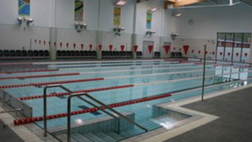 harborne public swimming pool opens bbc news