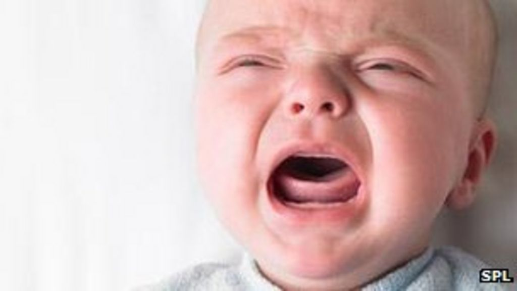 Breastfed babies 'are more cranky and cry more' - BBC News