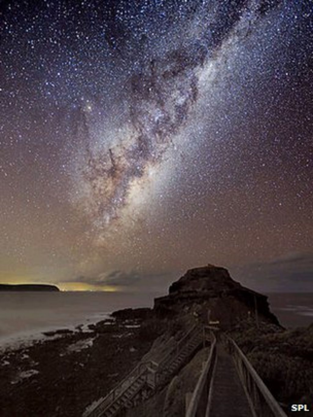 Milky Way From Earth Wallpaper (53+ images)