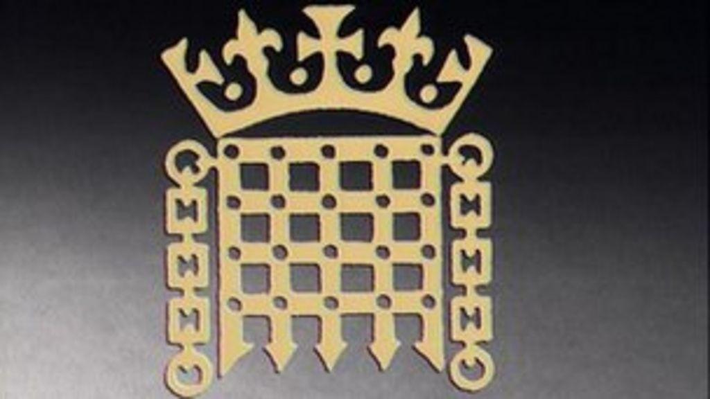 Portcullis logo 'seen as gate to keep public out' - BBC News