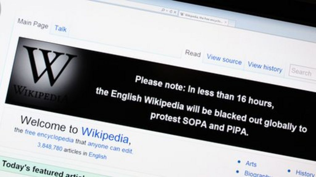 Wikipedia founder Jimmy Wales on why he opposes anti-piracy laws