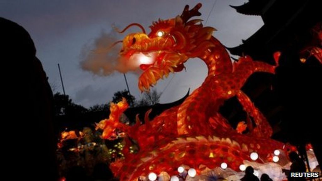 Enter The Dragons A Baby Boom For Chinese Across Asia Bbc News