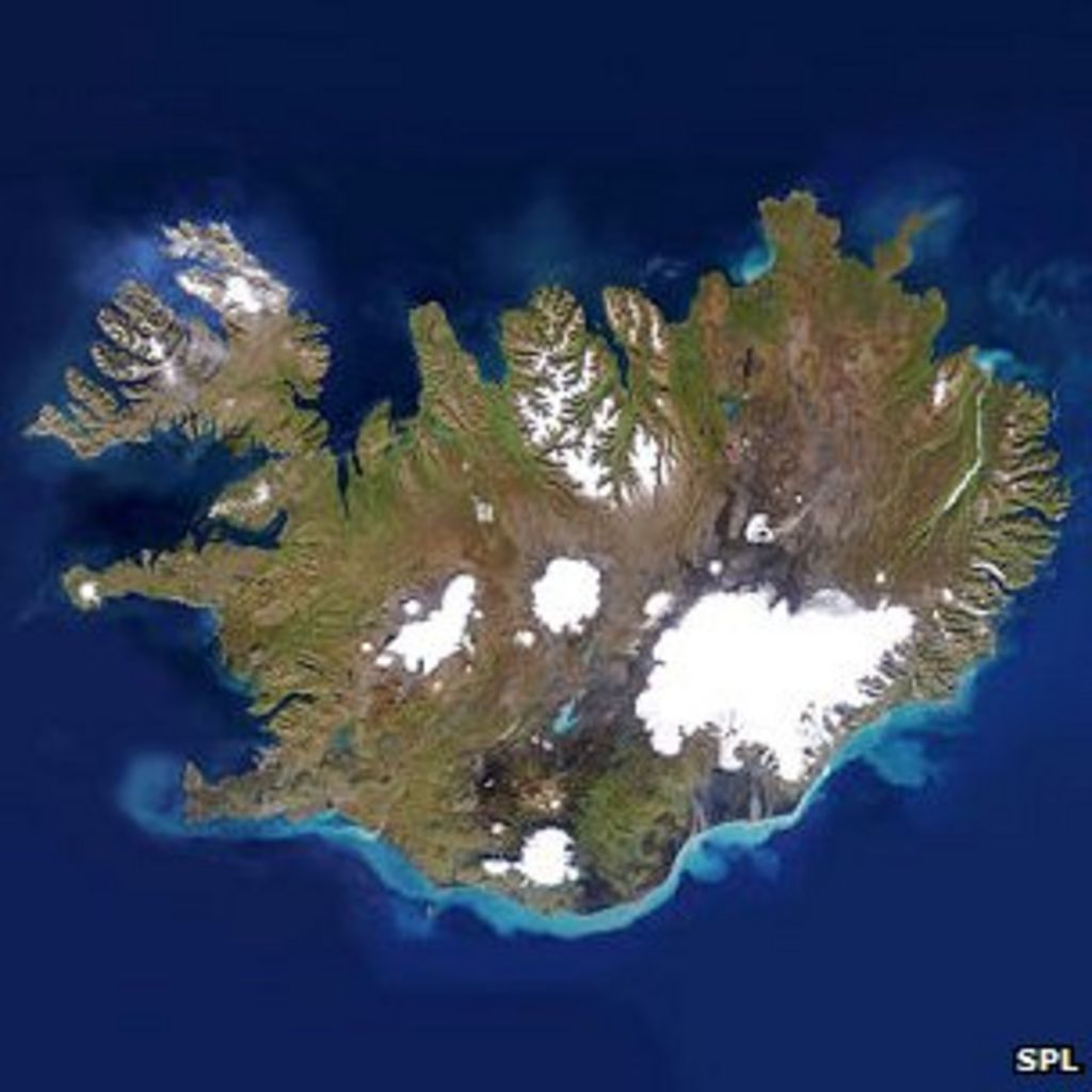 Volcanic origin for Little Ice Age - BBC News
